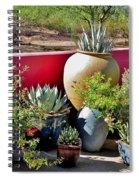 Desert Delight Spiral Notebook