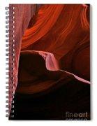 Desert Depths Spiral Notebook