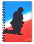 Desert Duty I Spiral Notebook