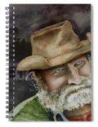 Desert Pete Spiral Notebook
