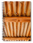 Desert Tin Spiral Notebook