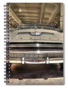 Desoto Dearborn Mi Spiral Notebook