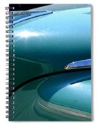 Desoto Hood Spiral Notebook