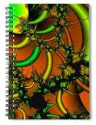 Destruction Of Nature Spiral Notebook