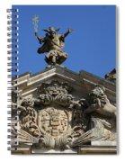 Detail Palace Weissenstein Spiral Notebook