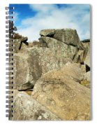 Devil's Den Formation 87 Spiral Notebook
