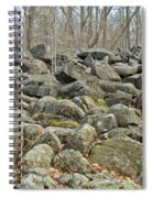 Devil's Potato Patch - Montgomery County - Pennsylvania Spiral Notebook