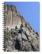 Devil's Tower 2 Spiral Notebook