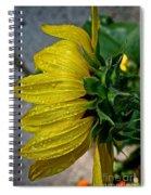 Dew Droop Spiral Notebook