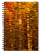 Did You Say Trees Spiral Notebook