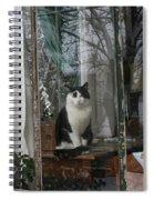 Dietro Ai Vetri Spiral Notebook
