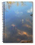 Different Worlds Spiral Notebook