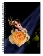 Digital Art Essay Iv Spiral Notebook