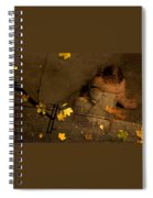 Digital Art Essay V Spiral Notebook