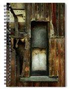 Dilapidated  Spiral Notebook