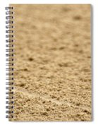 Dimple Tracks Spiral Notebook