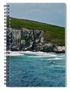 Dingle Coastline Spiral Notebook
