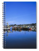 Dingle Harbour, Dingle, Co Kerry Spiral Notebook