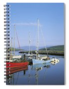 Dingle Peninsula, Dingle Harbour Spiral Notebook