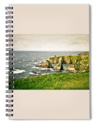 Dingle Peninsula Shoreline 3 Spiral Notebook