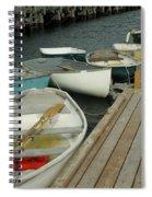 Dingys Spiral Notebook