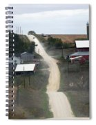 Dirty Road Spiral Notebook