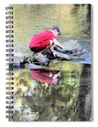 Discoveries Spiral Notebook