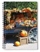 Disneyland Halloween 2 Spiral Notebook
