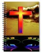 Divine Intervention Spiral Notebook
