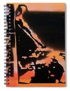 Dizzyness Spiral Notebook