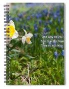 Do Not Worry Spiral Notebook