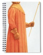 Doctors Protective Clothing Spiral Notebook