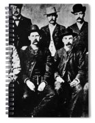 Dodge City Commission Spiral Notebook