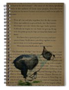 Dog Prayer Spiral Notebook