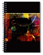 Dog Tags Spiral Notebook