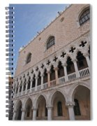 Doges Palace Off Piazza San Marco Or Spiral Notebook