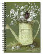 Dogwood Cuttings  Spiral Notebook