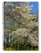 Dogwood Grove Spiral Notebook