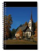 Dolomiti Spiral Notebook