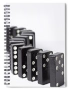 Dominos S 1 Spiral Notebook