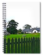 Donegal Home Spiral Notebook