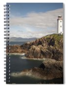 Donegal Lighthouse Spiral Notebook