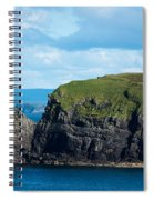 Donegal Seascape Spiral Notebook
