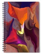 Don't Think About Elephants Spiral Notebook