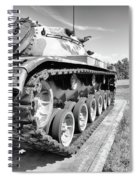 Don't Tread On Me Spiral Notebook