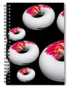 Donut Overload Spiral Notebook