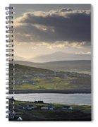Dooagh, Achill Island, Co Mayo, Ireland Spiral Notebook