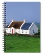 Doolin, Co Clare, Ireland Renovated Spiral Notebook