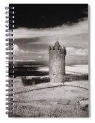 Doonagore Tower Spiral Notebook