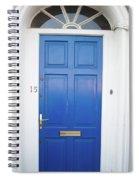 Door In Ireland 4 Spiral Notebook